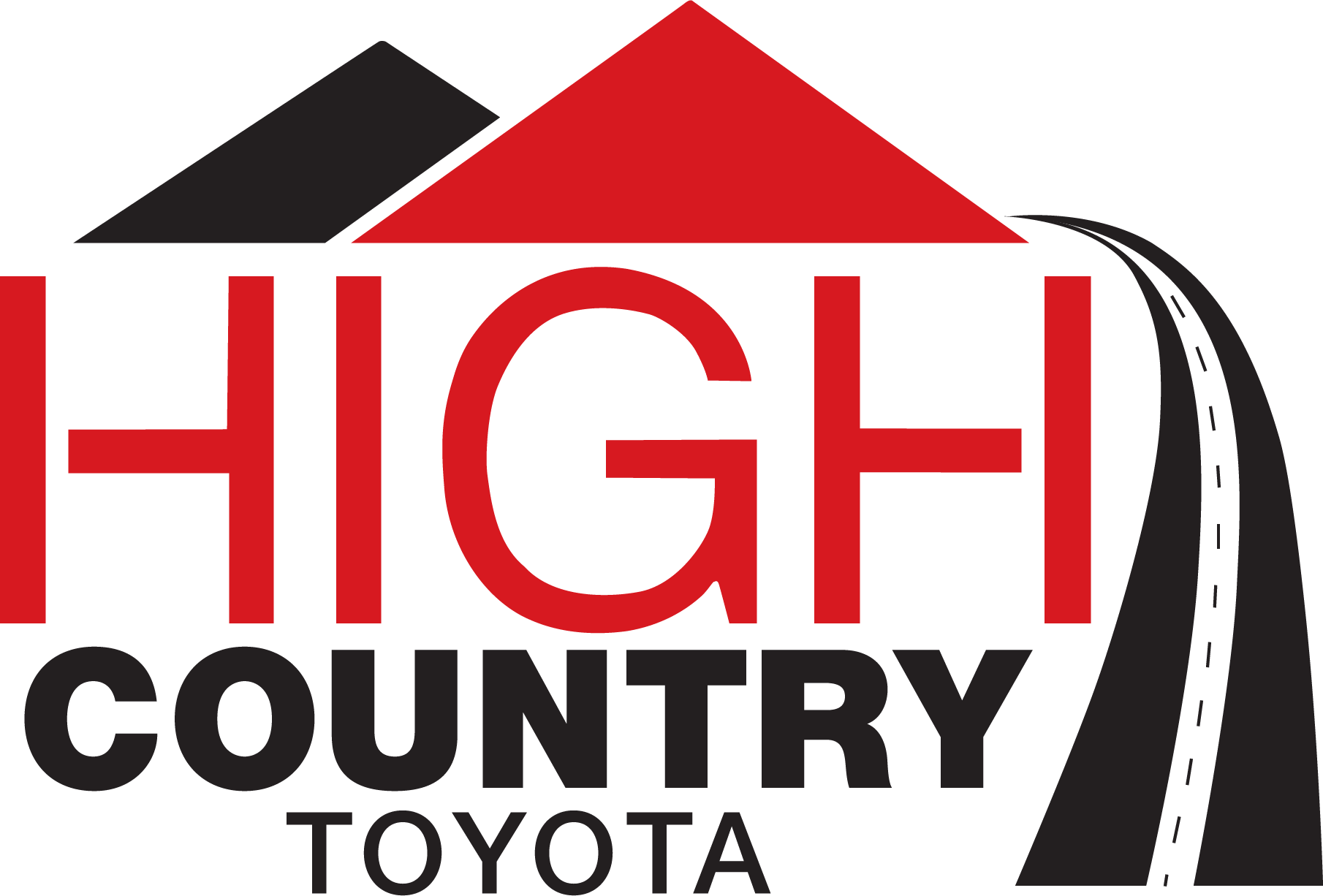 High Country Toyota dealer main logo